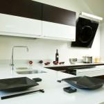 kuchnia biało brązowa1